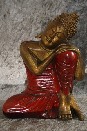 Picture of buddha resting