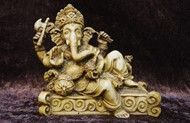 Picture of ganesha relax