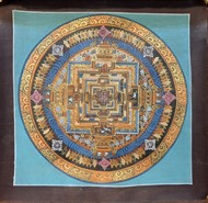 Picture of thangka